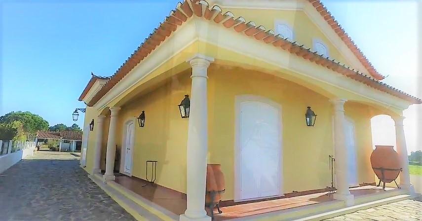 Quintas e Herdades T5 - Salvaterra de Magos, Marinhais