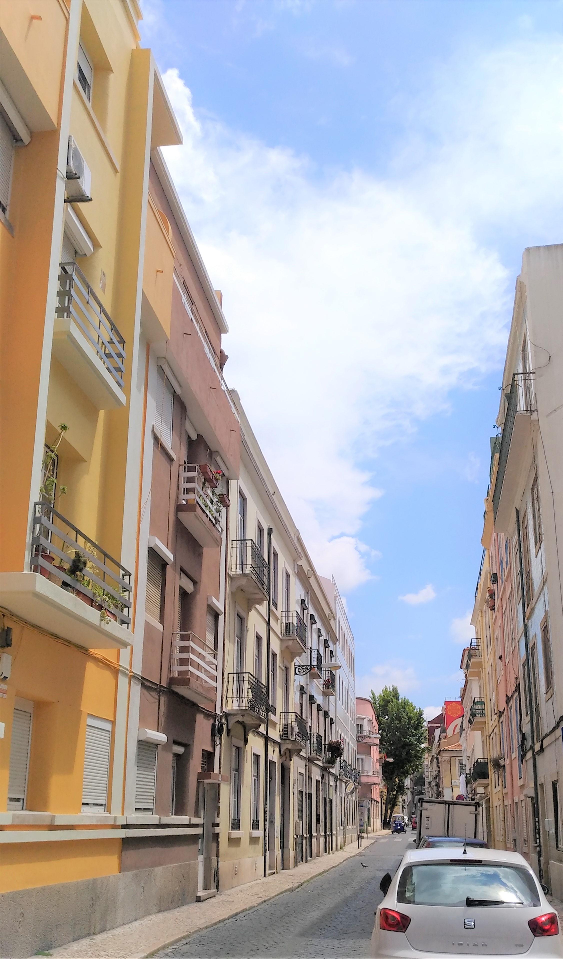 Apartamentos T3 - Lisboa, Graça