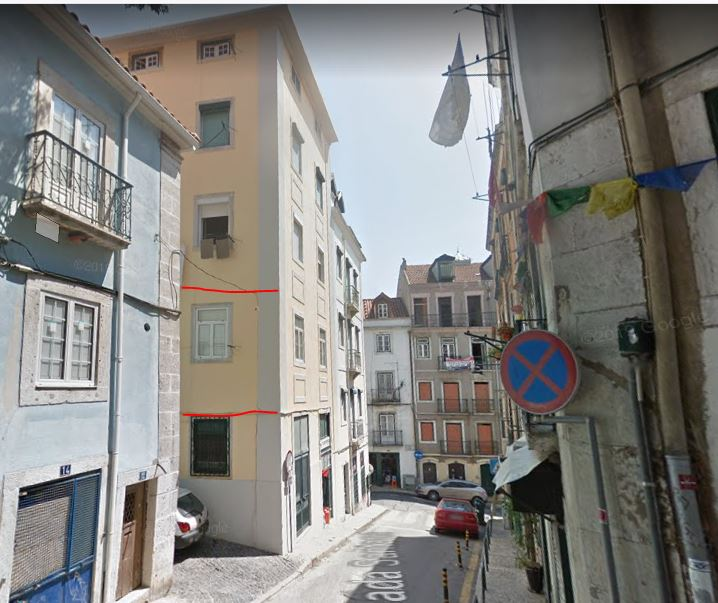 Apartamentos T2 - Lisboa, Lisboa