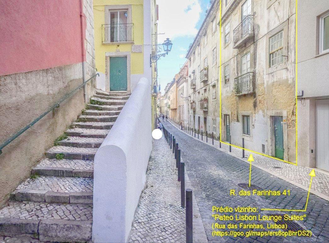 Prédios T0 - Lisboa, Lisboa